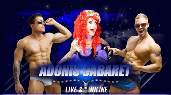Adonis Live And Online